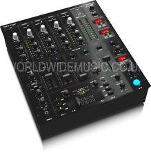 BEHRINGER PRO MIXER DJX750 Pro 5-Channel Mixer + FX BPM