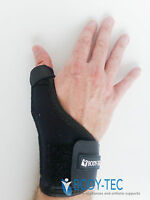 Medical Thumb Spica Splint Support Brace stabiliser for Sprain arthritis NHS Use