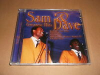 SAM & DAVE - GREATEST HITS 12 TRACKS BRAND NEW & SEALED CD ALBUM