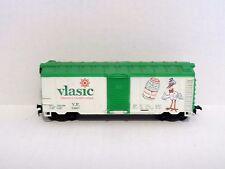 VINTAGE LIFE LIKE HO SCALE VLASIC PICKLES BILLBOARD BOX REEFER CAR ADVERTISING