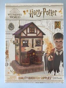 Harry Potter Diagon Alley Quality Quidditch Suppliers 3D Puzzle New And Sealed