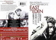East of Eden ~ New DVD 2 Disc Sp. Ed. ~ James Dean, Julie Harris (1954)