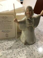 Lenox Disney Cinderella's Fairy Godmother Figurine ~ Original Box Coa