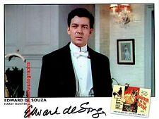 Edward De Souza Harry Hunter Phantom Of The Opera Horror A Autograph UACC RD96