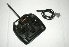 Walkera Helicopter RC5-4 Power Transmitter Radio Remote Bundle Cord & Batteries
