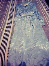 Ladies Vintage burial / casket dress. . Nwt. Pale Blue
