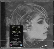 "CD 12T CŒUR DE PIRATE ""BLONDE""  DE 2011 NEUF SCELLE"