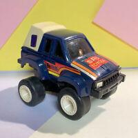 Shinsei Toyota Sr5 Retro Plastic Toy Truck Catrtoon Style 1:50th Scale?