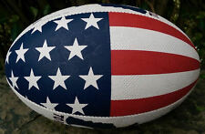 More details for neilson legend usa uncle sam i want you to play rugby size 5 rugby ball