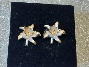 Pretty Daffodil Earrings