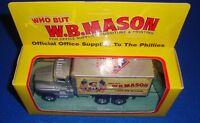 Philadelphia Phillies W.B. Mason Truck MIB