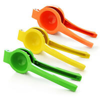 Metal Lemon Orange Citrus Lime Squeezer Hand Press Juicer Maker Tool YH