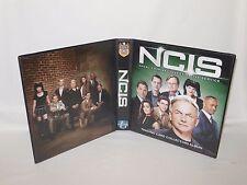 Custom Made NCIS Trading Card Album Binder
