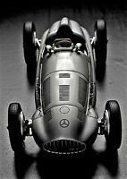 1 Mercedes Antique Vintage Sport Race Car 18 Racer 43 Midget 24 Metal 12 Sl 300