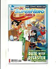 FREE COMIC BOOK DAY 2018 - DC SUPERHERO GIRLS - DC COMICS, NM NEW