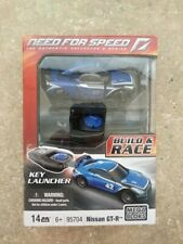 NEED FOR SPEED THE AUTHENTIC COLLECTOR'S SERIES BUILD & RACE KEY LAUNCHER MEGA