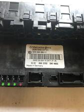 MERCEDES BENZ C-CLASS W203 C180 01-04 FUSE BOX REAR A2095450701 50DK 008486 11