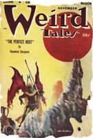 Weird Tales 228 Issue Collection Bigger Scans On USB Flash Drive