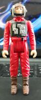 BEAUTIFUL KENNER VINTAGE STAR WARS ROTJ 1983 B-WING PILOT LOOSE FIGURE NO COO