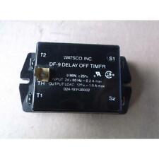 Watsco Df-9 Watsco Delay Fan Control