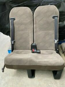 Toyota Coaster Rear Double Seat with Seat Belts