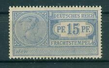 Deutsches Reich 15 Rpf Steuermarke ( Frachtstempel ) , ** ,