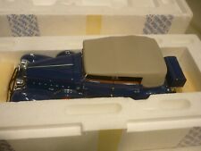 Franklin mint Scale model of a 1932 Cadillac V16, sport phaeton, boxed