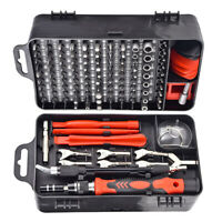 25/135 in 1 Magnetic Precision Screwdriver Set Torx Bit Kit Phone PC Repair Tool