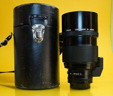 Canon Reflex Lens FD 500 1:8 Objektiv 23065 T917K