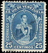 Scott # 258 - 1914 - ' Simon Bolivar '