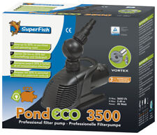 Superfish Pond Eco 5000 Koi Teich Filter Bachlauf