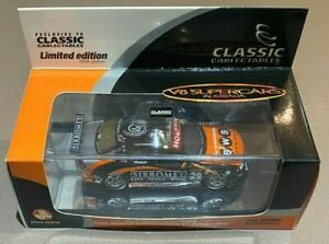 Classic Carlectables 1:43 Paul Morris 2004 SIRROMET VY COMMODORE Limited edition