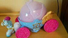 Little People Disney Princess Cinderella's  Sounds Coach WORKS