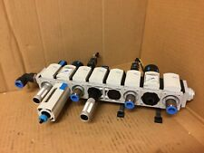 Festo Pneumatic Filtration & Regulator Manifold MS4-EM1-1/4-S
