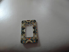 Vera Bradley light up magnifier in Canyon pattern
