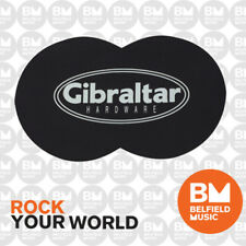 Gibraltar SC-DPP Double Bass Drum Beater Pad For Drums Kit Set Accessories SCDPP