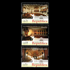 Portugal 2010 - Anniversary of the Assembly of the Republic - Sc 3247/9 MNH