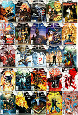 set of 24 DC 52 comics in VF/NM with JLA DARK, Lobo, SPECTRE, Booster Gold, ISIS
