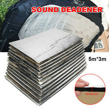 50x30CM Sound Deadener Noise Proofing Car Heat Shield Insulation Deadening Mat