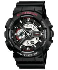 Reloj Casio G-SHOCK GA-110-1A - Coleccion CLASSIC - Indicador Velocidad Media