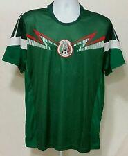 Mexico 2014 Home Replica Green Jersey Copa Oro/Gold Cup Champs Men's size Medium
