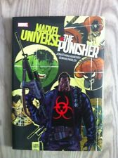 Marvel Universe vs the Punisher - Oversized Hardcover - HC - Like New