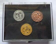 VINTAGE 1996 OLYMPIC PIN SET - SOCCER - ATHENS GEORGIA (GA) , RARE