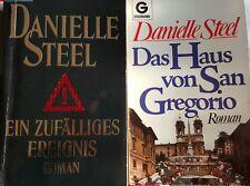 Ein zufälliges Ereignis, Das haus von San Gregorio 2 Bücher von Danielle Steel