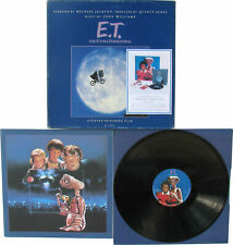 "Michael Jackson Coffret ET E.T. Storybook 33t 12"" LP Record Box Set UK 1982"
