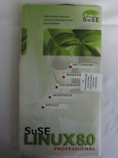 SuSE Linux Professional 8.0 inkl 7 CDs