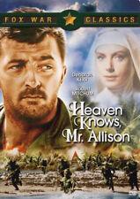 DVD Zone 1 - Dieu Seul le Sait  - Film de Guerre