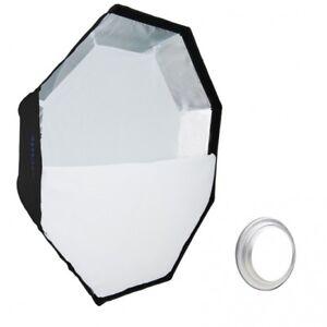 Easy-Setup Oktagon Octagon Softbox Ø 120 cm für HENSEL EXPERT Fotostudio Octobox