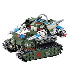 Magnetic Energy Tank Building Blocks Sets Building Bricks Kids Toys Cool Gift