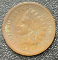 1882 Indian Head Penny, Scarce, Exact Coin, FAST FREE SHIP! *3213